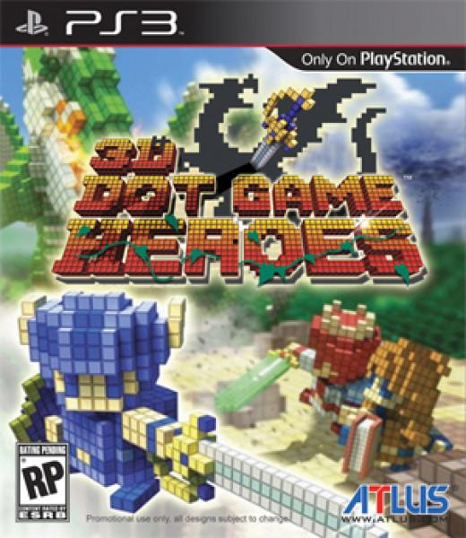 Blast Things Into Pixels In This Game Like Zelda.
