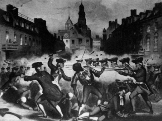 "John Adams, as an attorney, represented the British soldiers who killed five civilians in what became known as the ""Boston Massacre"" and the public reaction greatly affected his law practice until his later actions re-established him as a fair man."