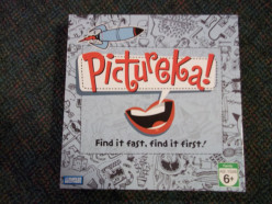 Pictureka! A Board Game Review