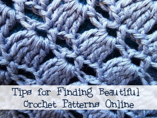 How to Find Beautiful Crochet Patterns Online