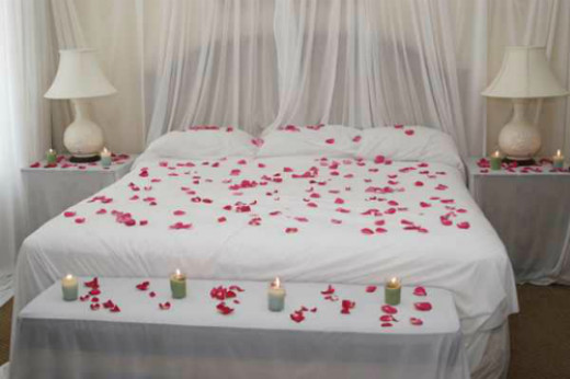 Aromatherapy for the bedroom