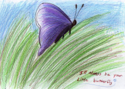 I'll Always be Your Little Butterfly-a Short Story for Kids