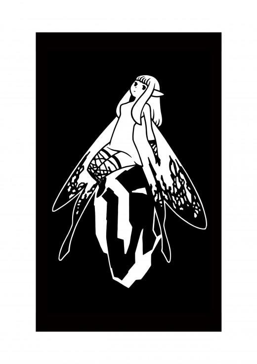 Your AR card?  This fairy.