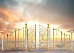 Pearly Gates Landscape from Debbie McDougall flickr.com