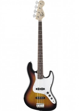 Squier by Fender Affinity basses are great choices for beginners.