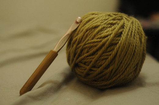 Choosing a good crochet hook and yarn will make the job more pleasurable for you.