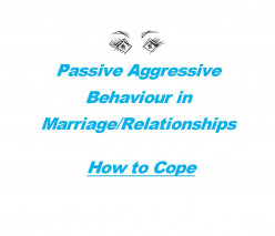 Passive Aggressive Partner - This is How to Cope
