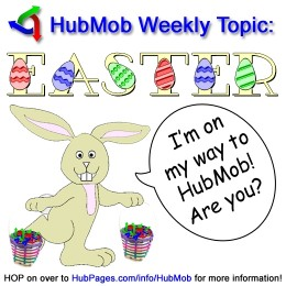 HubMob: Hippity Hubbity Easter's on its Way