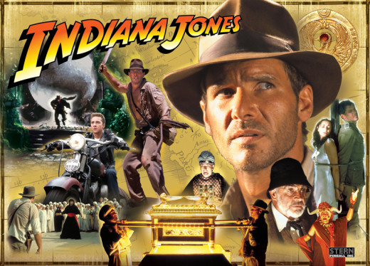 Imagine living in the world of Indiana Jones, but being the hero!