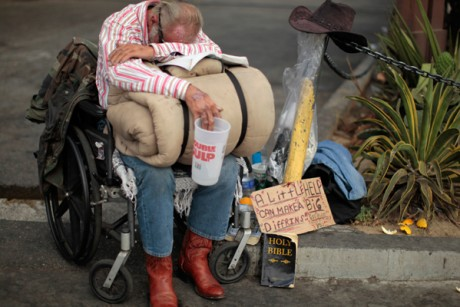 The statistics on poverty in America are getting more alarming than ever. Four out of 5 U.S. adults struggle with joblessness, near poverty or reliance on welfare for at least parts of their lives. According to The Associated Press, the trend has bee