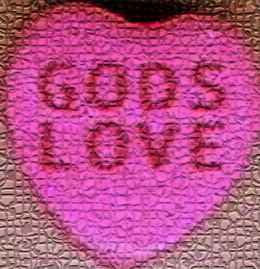 God's Love, 1 John 4:16