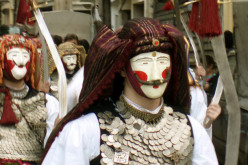 Carnival Customs And Traditions Around Greece