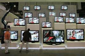 Current popular TV technologies include LCD, LED and plasma