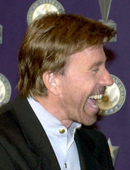 Hair loss: the one thing even the invincible Chuck Norris couldn't beat.