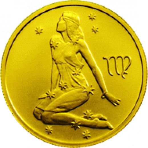 Virgo Medallion