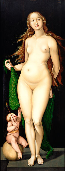 Venus and Amor by Hans Baldung Grien Earth Sensibilities