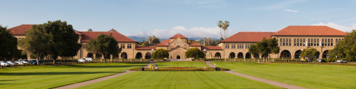 Stanford University offers the experience of both traditional and online learning.