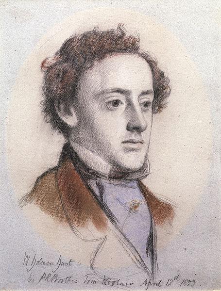 William Holman Hunt 1853