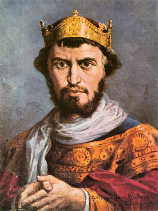Kazimierz I (1015-1058) re-unified a broken Poland.