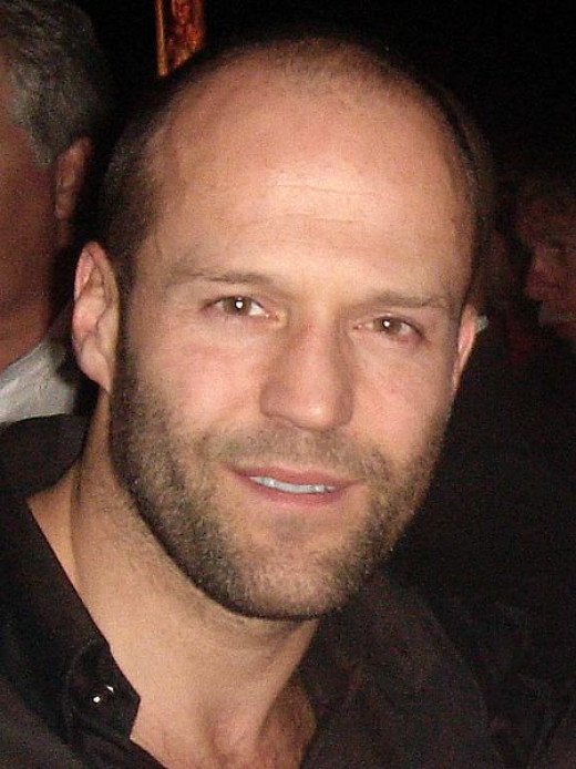 For some reason Jason Statham doesn't do many rom-coms. Source: Wikimedia Commons, fadedcaralunagirl, CC BY 2.0.