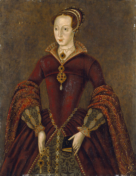 Lady Jane Grey is viewed as an innocent traitor by many people.