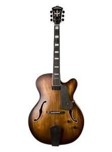 The Washburn J600K is one of the best jazz guitar choices out there.