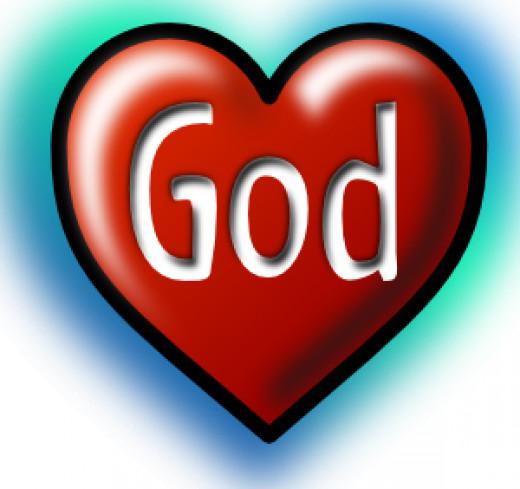 God's Heart of Love