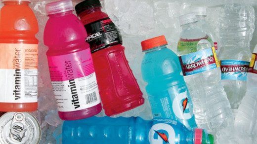 There are a wide variety of carbohydrate sports drinks. Most of them are very similar and come down to personal preference.
