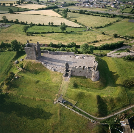 Brough Castle, erected on site of Roman Verteris fort