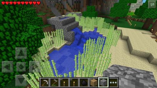 how to make a vegetable garden in minecraft best idea - Minecraft Pe Garden Ideas
