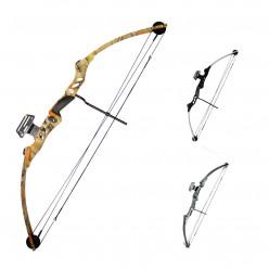 New 2014 Siege 55 Pound Compound Bow