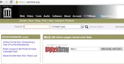 How To Recover Deleted Webpages