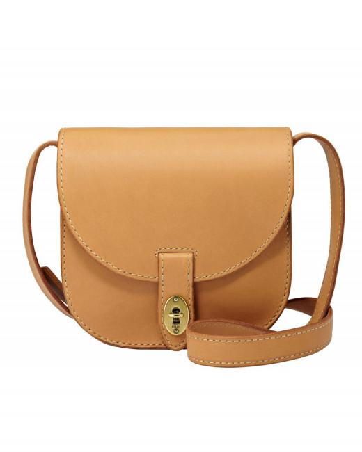 Tan Cross Body Bag