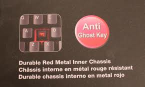 Anti ghosting