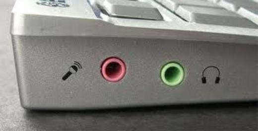 Audio jacks