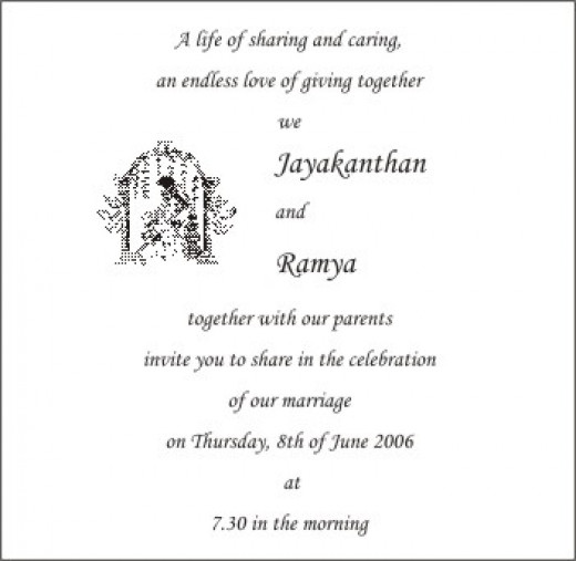 Friends Invited Wedding Invitations Inviting Friends For Wedding