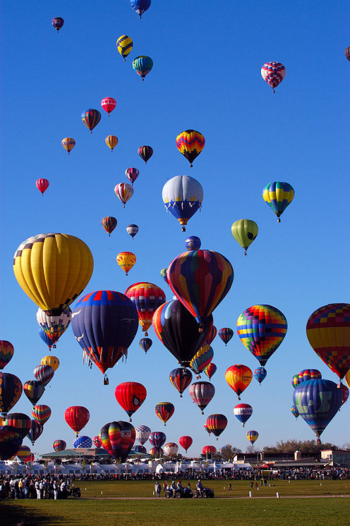 Albuquerque International Balloon Festival [11]