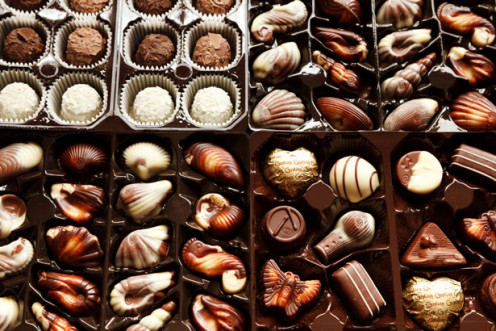 Image of chocolate.