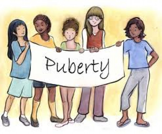 Advice for teen girls on puberty