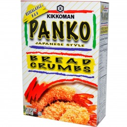 Panko breadcrumbs are made by numerous manufacturers.