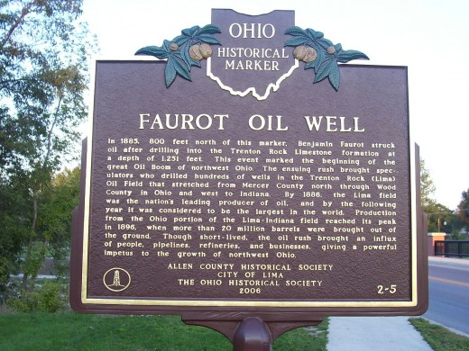 Faurot Oil Well