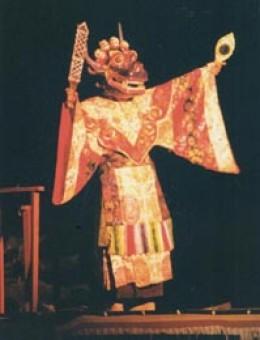 BUDDHIST CHHAM DANCE