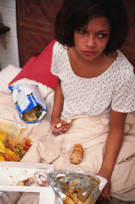 Do we recognize eating disorder symtoms