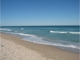 The Beach Makes It All Worthwhile!