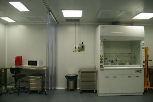 One of the labs at LSC