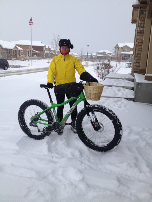 9-zero-7 bikes are made in Alaska.  Other fat bike brands, such as Surly, are available as well.