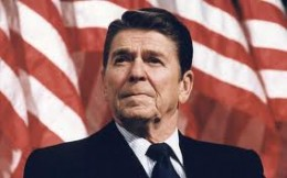 Our 40th President - Ronald Regan