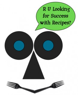 Recipe success is easy when you know these tips!