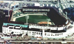 Comiskey Park; Home of the Chicago White Sox (1910-1990)