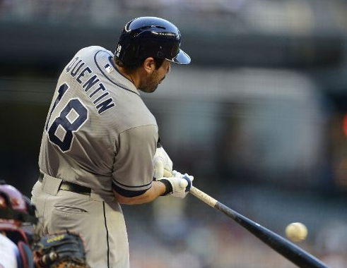 Carlos Quentin, OF, San Diego Padres